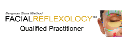 Facial reflexology qualified practitioner